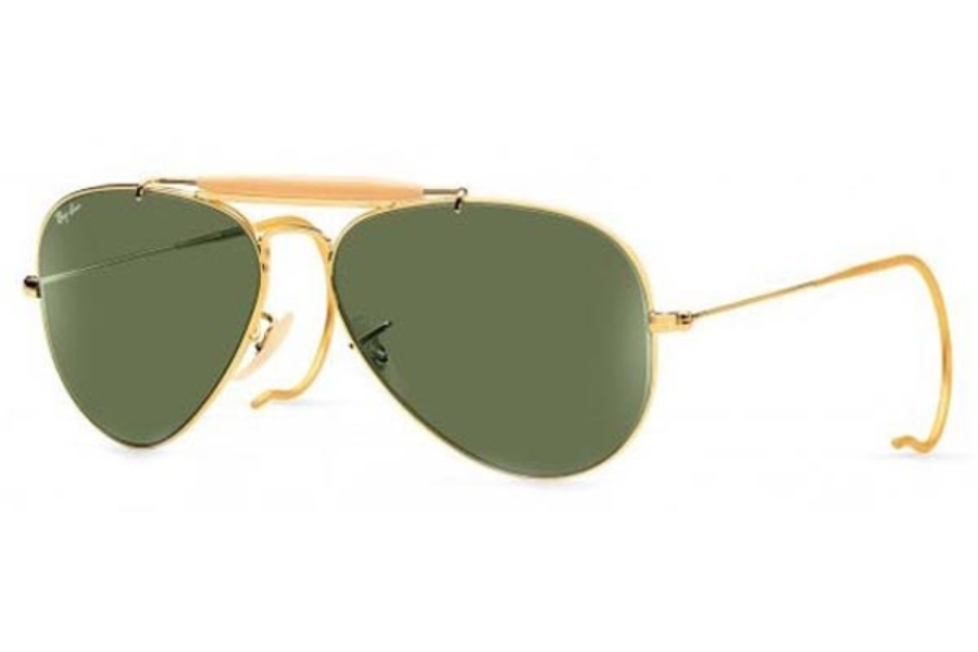 cd5c4a24fd8 ... Ray-Ban RB 3030 Outdoorsman with cable Temples Sunglasses in Ray-Ban RB  3030 ...