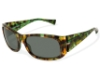 Alain Mikli AL1060 Sunglasses in A027 Green Tortoise-Crystal Green