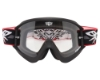 Black Flys FLY TRAXX MOTO GOGGLE Goggles in Black Flys FLY TRAXX MOTO GOGGLE Goggles
