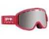 Spy WOOT MX - Continued I Goggles in Deep Winter Blush w/Bronze with Silver Spectra