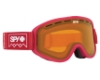 Spy WOOT MX - Continued I Goggles in Deep Winter Blush w/Persimmon