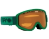 Spy WOOT MX - Continued I Goggles in Elemental Green/Persimmon