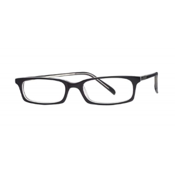 Capri Optics Traditional Plastics Trader Eyeglasses