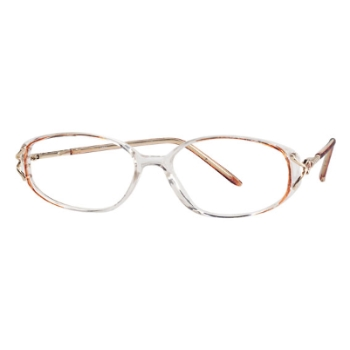 Capri Optics Traditional Plastics April Eyeglasses
