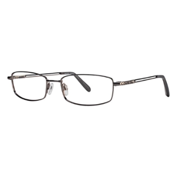 EasyTwist Clip & Twist CT 184 w/ Magnetic Clip-On Eyeglasses