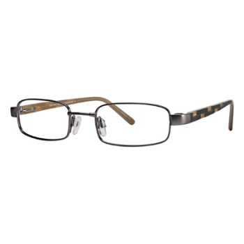 EasyTwist Clip & Twist CT 181 w/ Magnetic Clip-On Eyeglasses