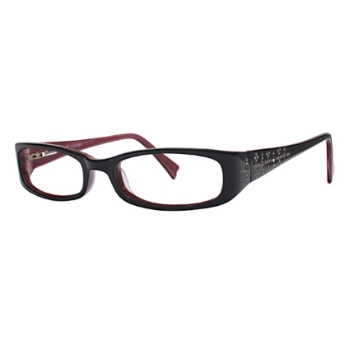 Vivid Womens Embellishment 657 Eyeglasses