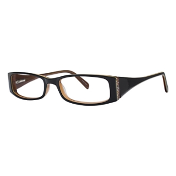 Vivid Womens Embellishment 652 Eyeglasses