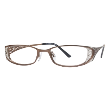MDX - Manhattan Design Studio S3169 w/Magnetic Clip-ons Eyeglasses