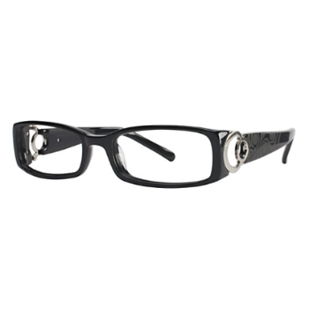 Vivid Womens Embellishment 667 Eyeglasses