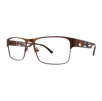 Native Visions Feather Eyeglasses