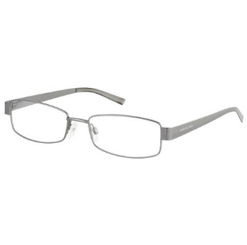 Van Heusen Chrome Eyeglasses