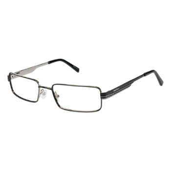 742465af35f Perry Ellis Black Eyeglasses