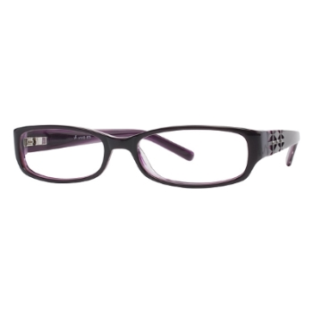 Vivid Womens Embellishment 675 Eyeglasses
