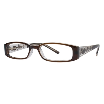 Capri Optics Traditional Plastics Sofia Eyeglasses