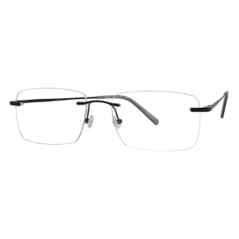 Revolution w/Magnetic Clip Ons REV653 Eyeglasses