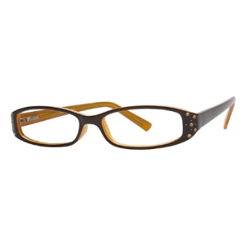 Capri Optics Traditional Plastics Megan Eyeglasses