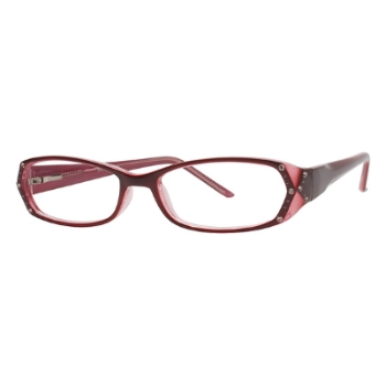 Capri Optics Traditional Plastics Katie Eyeglasses