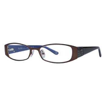 Nicole Miller Fierce Eyeglasses