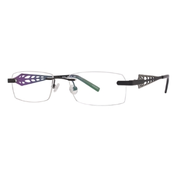 Revolution w/Magnetic Clip Ons REV703 w/Magnetic Clip-on Eyeglasses
