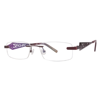 Revolution w/Magnetic Clip Ons REV704 w/Magnetic Clip-on Eyeglasses