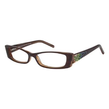 Jimmy Crystal New York Tantalizing Eyeglasses