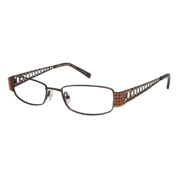 Jimmy Crystal New York Bella Eyeglasses