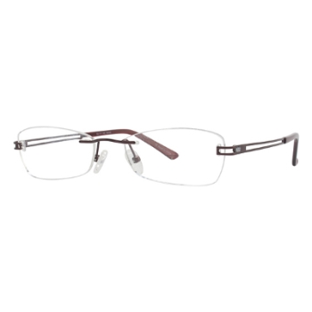 Bulova Twist Titanium Crystal Springs Eyeglasses