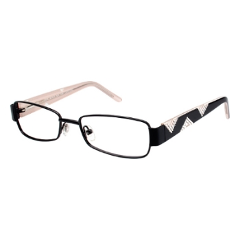 Jimmy Crystal New York Captivating Eyeglasses