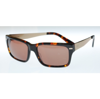 9Five Greens Tortoise Sun Sunglasses