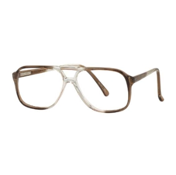 Capri Optics Traditional Plastics Tom Eyeglasses