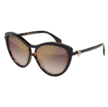 Alexander McQueen AM0021S Sunglasses