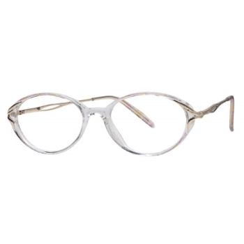 Capri Optics Traditional Plastics Kelly Eyeglasses