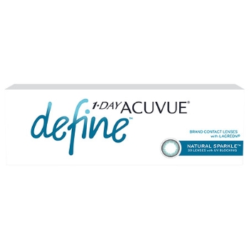 Acuvue 1-DAY ACUVUE ® DEFINE™ 30 PK Contact Lenses