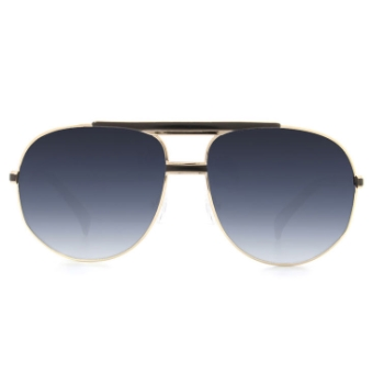 AM Eyewear C-Lo Gold Sunglasses