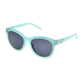 Anarchy Unicorn Blue Sunglasses