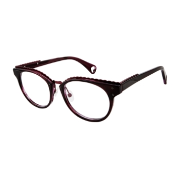 Betsey Johnson Luscious Lennon Eyeglasses