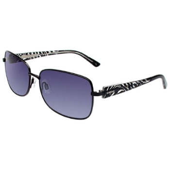 Bebe BB7088 Grrrowl Sunglasses