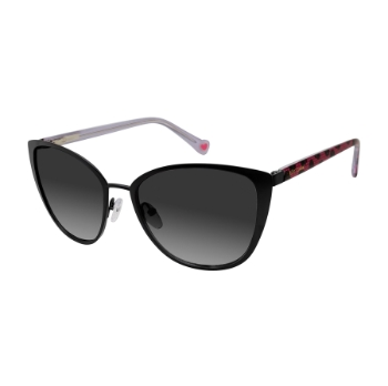 Betsey Johnson Heartbreaker Sunglasses
