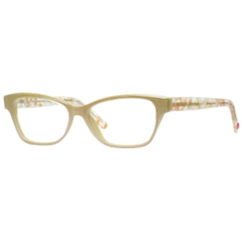 Betsey Johnson Amped Eyeglasses