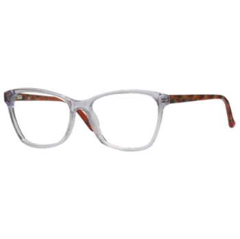 Betsey Johnson Crunk Eyeglasses