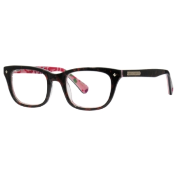 Betsey Johnson Killer Eyeglasses