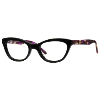 Betsey Johnson Perf Eyeglasses