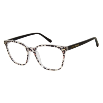 Betsey Johnson Prints Charming Eyeglasses