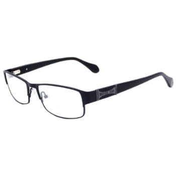 Black Eye Alpha Eyeglasses