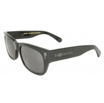 Black Flys SULLEN FLY 2 BLACK CHROME COLLAB Sunglasses