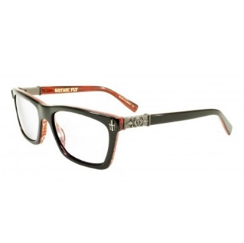 Black Flys GOTHIC FLY Eyeglasses