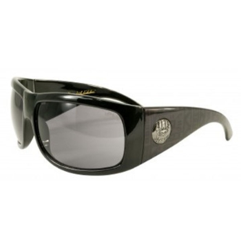 Black Flys FLY COCA Ltd Buttons Signature Model Sunglasses