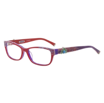 Coco Song CRAZY RED Eyeglasses