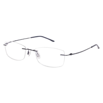 Charmant Titanium TI 8600 (Chassis Only) Eyeglasses